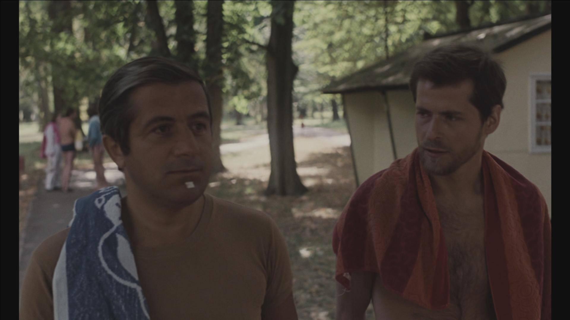 Martin Scorsese Presents: Masterpieces of Polish Cinema Volume 1. BR 4: Barwy ochronne / Camouflage (1976)