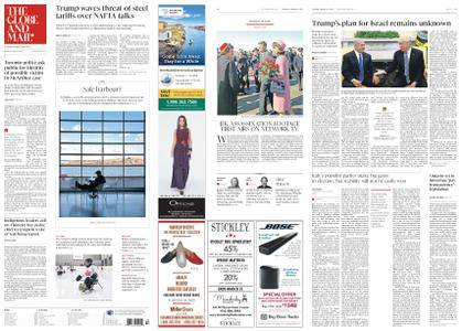 The Globe and Mail – March 06, 2018
