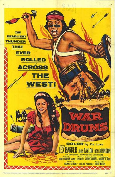War Drums (1957)
