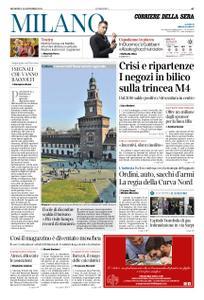 Corriere della Sera Milano – 30 dicembre 2018