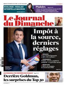 Le Journal du Dimanche - 30 décembre 2018