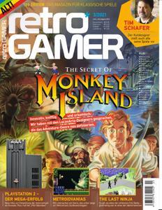 Retro Gamer Germany – Juni 2021