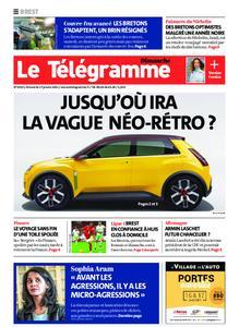 Le Télégramme Landerneau - Lesneven – 17 janvier 2021