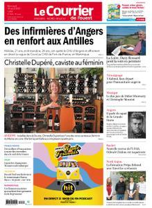 Le Courrier de l'Ouest Angers – 18 août 2021