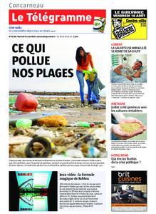 Le Télégramme Concarneau – 16 août 2019