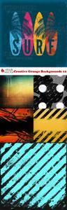 Vectors - Creative Grunge Backgrounds 12