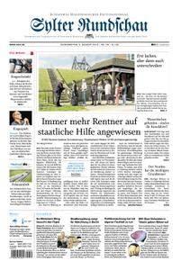 Sylter Rundschau - 09. August 2018