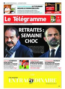 Le Télégramme Landerneau - Lesneven – 06 janvier 2020