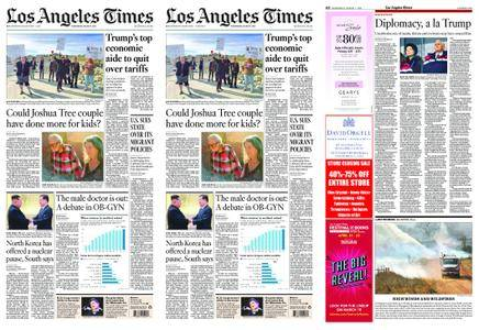 Los Angeles Times – March 07, 2018