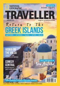 National Geographic Traveller UK - April 2018