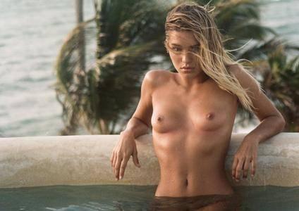 Tara Lynn Ventura by Brydie Mack for Playboy US July/August 2017