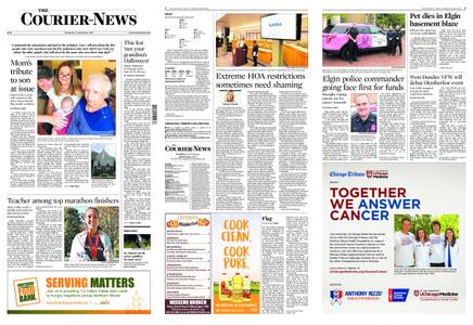 The Courier-News – October 16, 2019