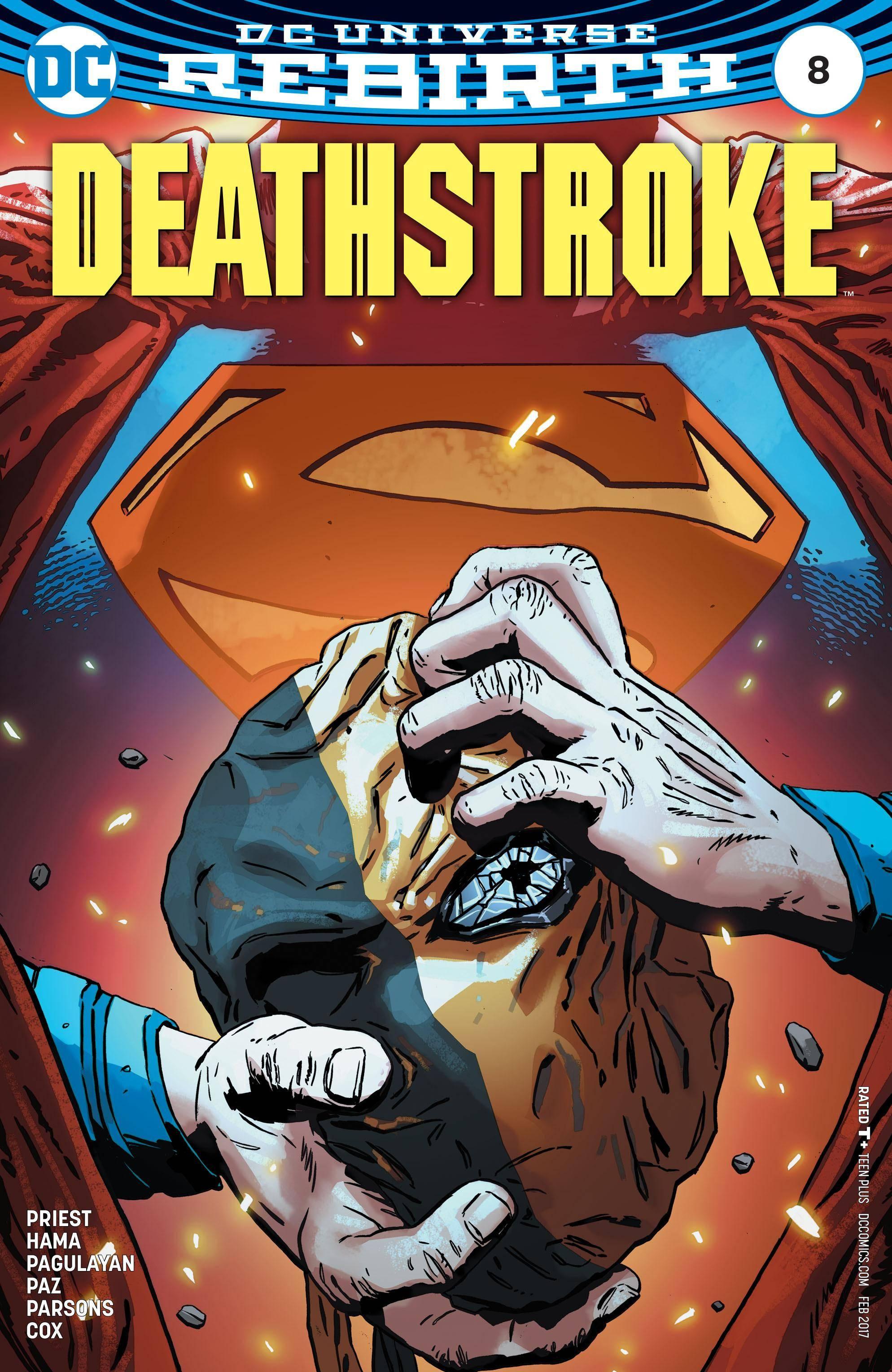 Deathstroke 008 2017 2 covers Digital Zone-Empire