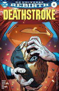 Deathstroke 008 2017 2 covers Digital Zone-Empire