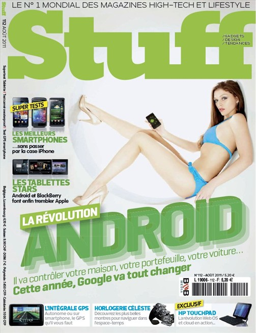 Stuff N°112 Aout 2011