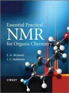 Essential Practical NMR for Organic Chemistry (Repost)