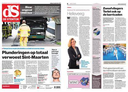 De Stentor - Apeldoorn – 08 september 2017