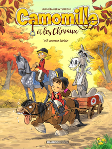 Camomille et les Chevaux - 06 Tomes