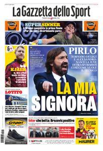 La Gazzetta dello Sport Roma – 14 novembre 2020