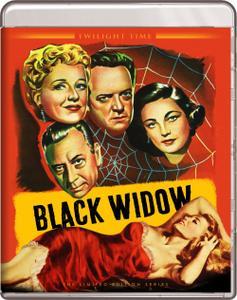 Black Widow (1954) + Extras [w/Commentary]