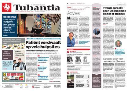 Tubantia - Enschede – 18 december 2017