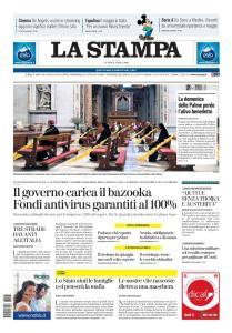 La Stampa Imperia e Sanremo - 6 Aprile 2020