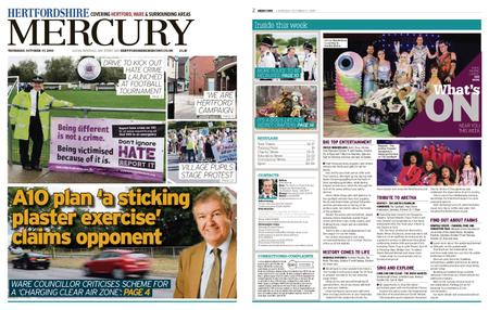 Hertfordshire Mercury – October 17, 2019