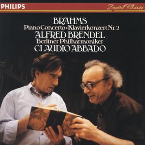 Alfred Brendel, Berliner Philharmoniker, Claudio Abbado - Brahms: Piano Concerto No. 2 (1992)