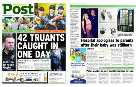Nottingham Post – April 21, 2018