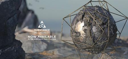 Substance Alchemist 0.8.1 RC.1-11 (x64)