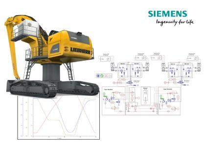 Siemens Simcenter Amesim (ex LMS Imagine.Lab Amesim) 2019.1
