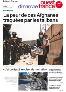 Ouest-France Édition France – 22 août 2021