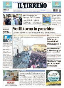 Il Tirreno Livorno - 9 Marzo 2018
