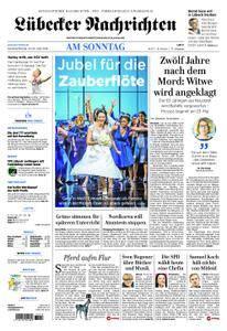 Lübecker Nachrichten Ostholstein Süd - 22. April 2018