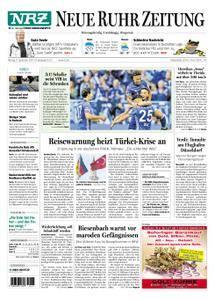 NRZ Neue Ruhr Zeitung Essen-Postausgabe - 11. September 2017
