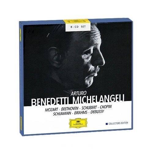 Arturo Benedetti Michelangeli - The Art Of Arturo Benedetti Michelangeli (8 CDs, 2003)