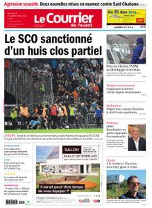 Le Courrier de l'Ouest Cholet – 24 septembre 2021