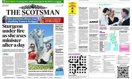The Scotsman – June 29, 2018