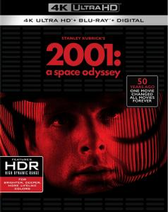 2001: A Space Odyssey (1968) + Extras [4K Remastered]
