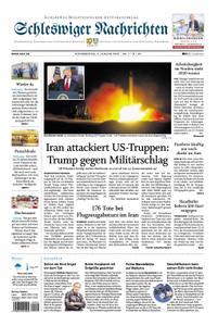 Schleswiger Nachrichten - 09. Januar 2020