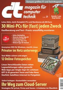 c't magazin für computertechnik - 24 September 2021