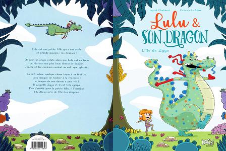 Lulu & Son Dragon - L'île de Zygo