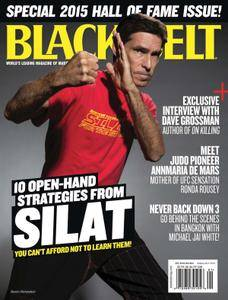 Black Belt - December/January 2015