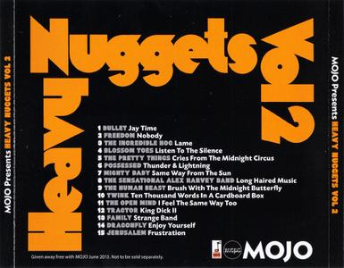 VA: Mojo Presents - Heavy Nuggets Vol. 2 (2013)
