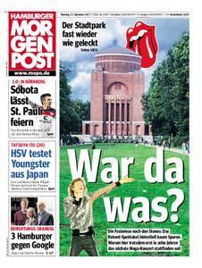 Hamburger Morgenpost - 12. September 2017