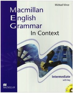 Macmillan English Grammar in context. Intermediate with Key (repost)