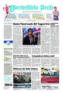 Oberhessische Presse Marburg/Ostkreis - 17. Februar 2018