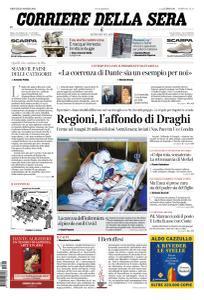 Corriere della Sera - 25 Marzo 2021