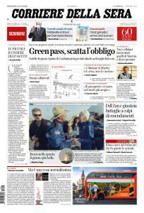 Corriere della Sera - 21 Luglio 2021