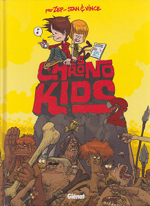 Les Chrono Kids - Tome 2